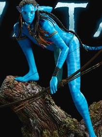Neytiri (James Cameron's Avatar: The Game)