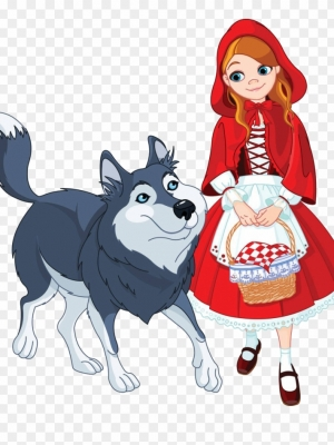 Big Bad Wolf (Little Red Riding Hood)