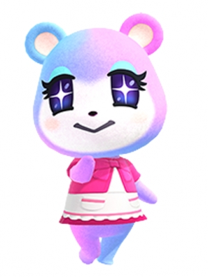 Judy (Animal Crossing)