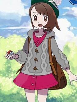 Gloria (Pokemon)