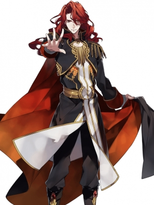 Arvis wig from Fire Emblem