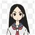 Chiri Kitsu wig from Sayonara, Zetsubou-Sensei