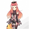 Arietta the Wild wig from Tales of the Abyss