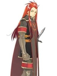 Asch the Bloody wig from Tales of the Abyss